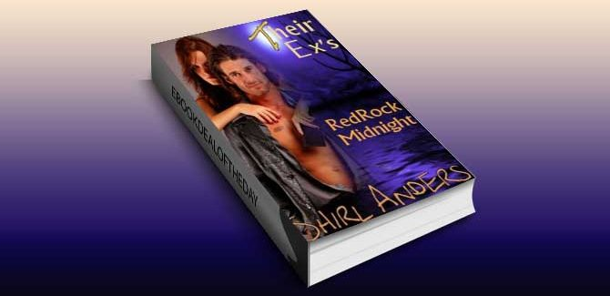 contemporary second chance romance Their Ex's Redrock Midnight by Shirl Anders