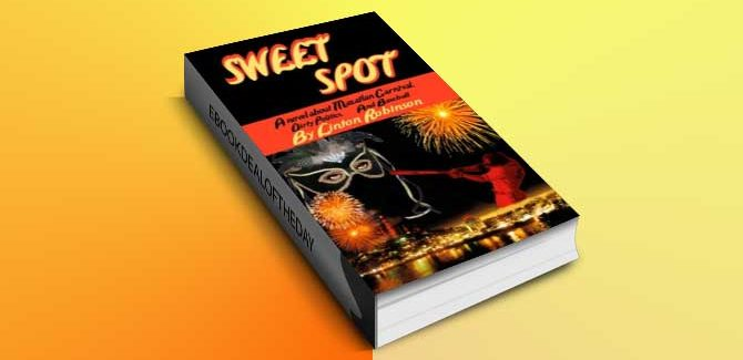 crime fiction romance ebook Sweet Spot by Linton Robinson