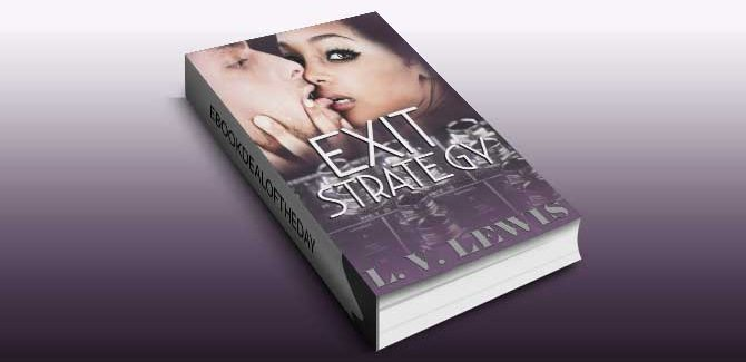 drama romance fiction Exit Strategy by L.V. Lewis