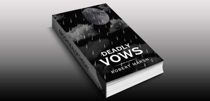 horror fiction ebook Deadly Vows by Robert Marsh