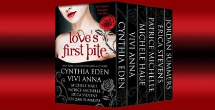 "$0.99 ""Love's First Bite"" by Jordan Summers, Cynthia Eden et al"