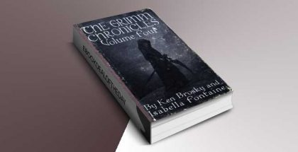 "young adult fantasy ebook ""The Grimm Chronicles, Vol. 4"" by Ken Brosky"