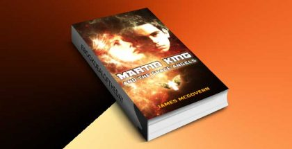 "young adult fiction ebook ""Martin King and the Space Angels (Martin King Series)"" by James McGovern"