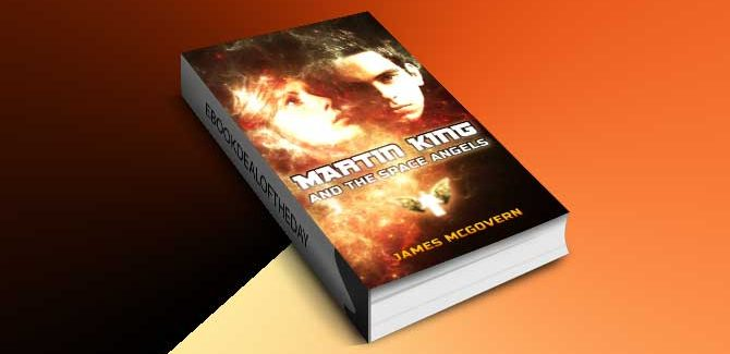 young adult fiction ebook Martin King and the Space Angels (Martin King Series) by James McGovern