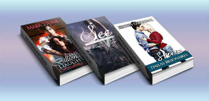 Free Three Diff. Type of Romance Kindle books!