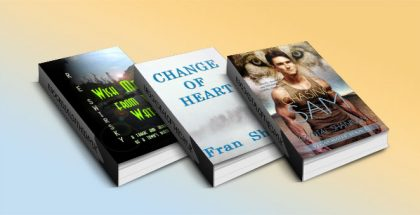 Free Mystery, Historical & Fantasy Nook books!