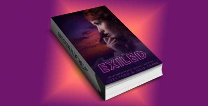 "new adult fantasy ebook ""Exiled (Starwalkers Serial #3)"" by Lizzy Ford & Julia Crane"
