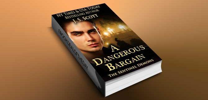 paranormal romance ebook A DANGEROUS BARGAIN (The Sentinel Demons) by J S Scott