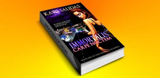 paranormal urban fantasy romance ebook Immortalis Carpe Noctem by Katie Salidas