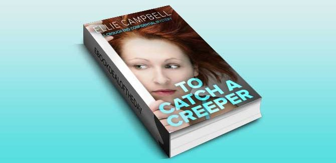 chicklit humor ebook To Catch A Creeper by Ellie Campbell