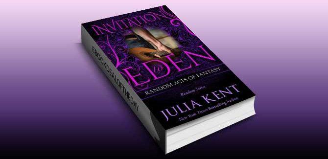 contemporary newadult romance ebook Random Acts of Fantasy by Julia Kent