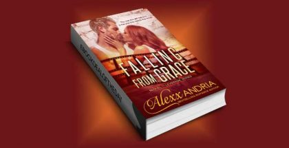 "steamy contemporary romance ebook ""Falling From Grace"" by Alexx Andria"