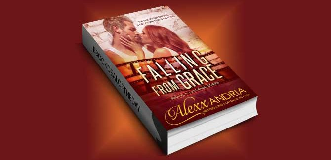 steamy contemporary romance ebook Falling From Grace by Alexx Andria