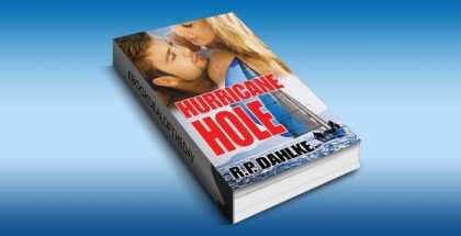 "romantic suspense ebook ""Hurricane Hole"" by RP Dahlke"