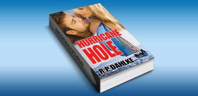 romantic suspense ebook Hurricane Hole by RP Dahlke