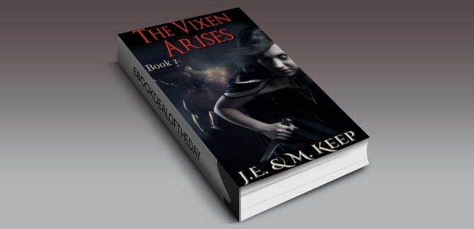 rban fantasy erotic romance The Vixen Arises: An Erotic Urban Fantasy by J.E. & M. Keep