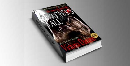 "paranormal scifi & fantasy romance ebook ""A Summoner's Tale"" by Victoria Danann"