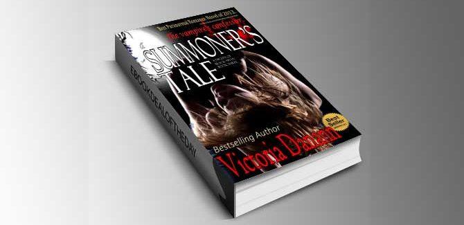 paranormal scifi & fantasy romance ebook A Summoner's Tale by Victoria Danann