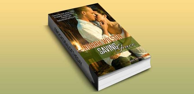 romantic suspense for kindle US Saving Grace by Norah Wilson