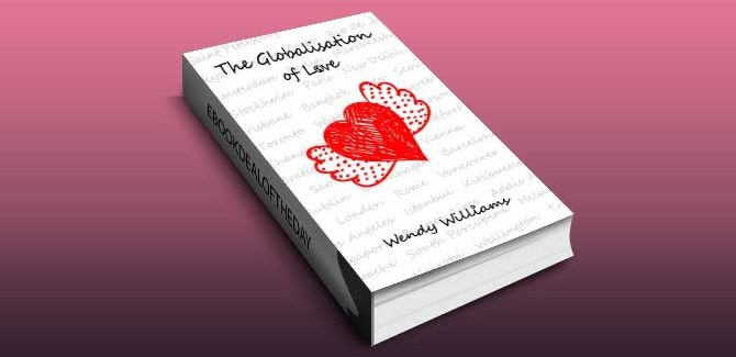 multicultural romance ebook The Globalisation of Love by Wendy Williams