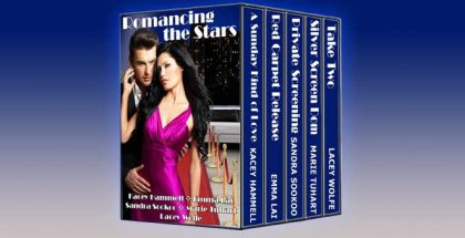 contemporary erotic romance boxed set Romancing the Stars (Silver Screen Studs and Starlets) by Various authors