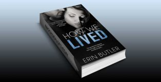 "newadult contemporary romance ebook ""How We Lived"" by Erin Butler"