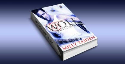 "paranormal romantic suspense for kindle ""Wolf Protector"" by Milly Taiden"