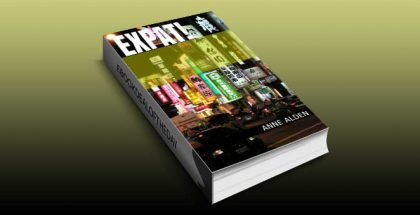"women's contemporary fiction for kindle ""EXPAT!"" by Anne Alden"
