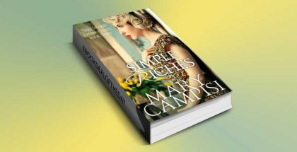 "women's fiction romance for kindle ""Simple Riches: That Second Chance, Book 3"" by Mary Campisi"