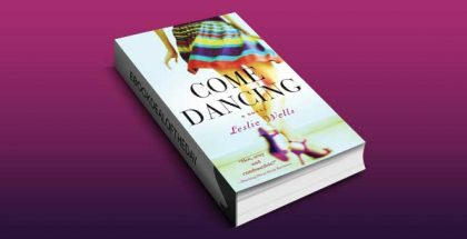 "contemporary romance ebook ""Come Dancing"" by Leslie Wells"