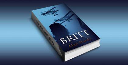 "action & romance ebook ""Britt"" by Alan Hardy"