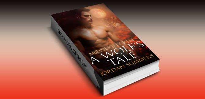 paranormal romance ebook Moonlight Kin 1: A Wolf's Tale by Jordan Summers