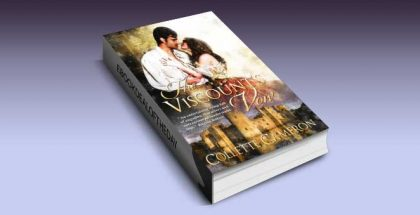 "historical regency romance ebook ""The Viscount's Vow"" by Collette Cameron"