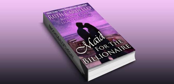 contemporary romance ebook Maid for the Billionaire by Ruth Cardello