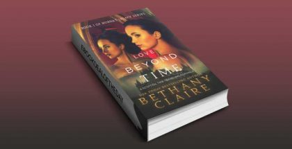 "timetravel romance ebook ""Love Beyond Time (Book 1 of Morna's Legacy Series)"" by Bethany Claire"