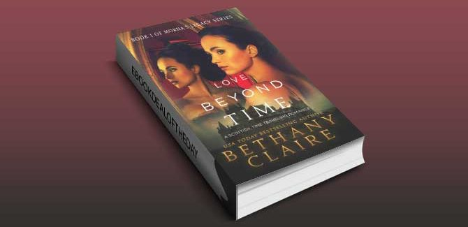 timetravel romance ebook Love Beyond Time (Book 1 of Morna's Legacy Series) by Bethany Claire