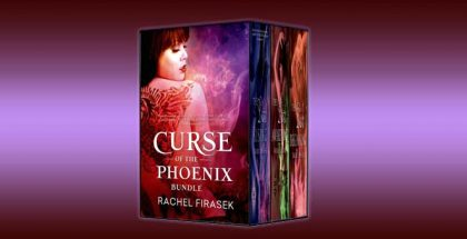 "paranormal romance book bundle ""Curse of the Phoenix Bundle"" by Rachel Firasek"