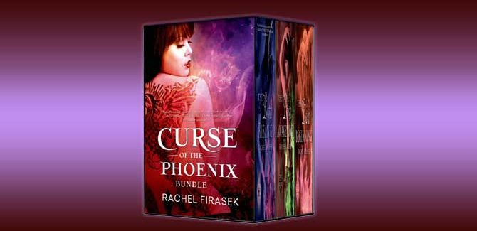 paranormal romance book bundle Curse of the Phoenix Bundle by Rachel Firasek