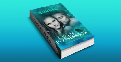"paranormal romance ebook ""Savage Possession"" by Belinda Boring"