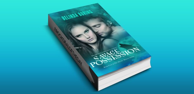 paranormal romance ebook Savage Possession by Belinda Boring