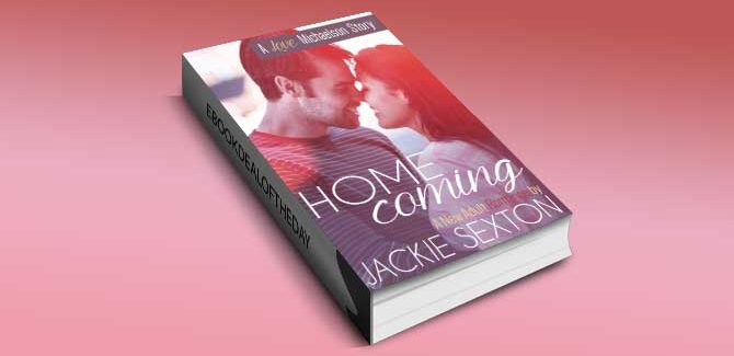 newadult contemporary romance ebook  Homecoming by Jackie Sexton