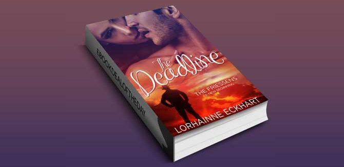 contemporary romance ebook The Deadline by Lorhainne Eckhart