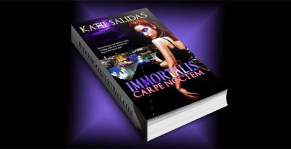 "paranormal romance ebook ""Immortalis Carpe Noctem"" by Katie Salidas"