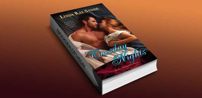 historical regency romance ebook Tuesday Nights by Linda Rae Sande