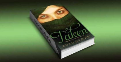 "historical newadult romance ebook ""Taken"" by Koko Brown"