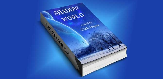 science fiction ebook Shadow World by Chris Impey