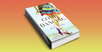 "romance ebook for kindle US ""Come Dancing"" by Leslie Wells"