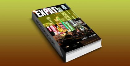 "women's contemporary fiction ebook ""EXPAT!"" by Anne Alden"