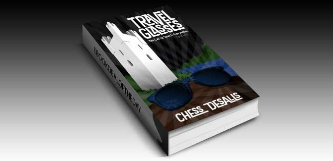 ya scifi & romance ebook Travel Glasses by Chess Desalls