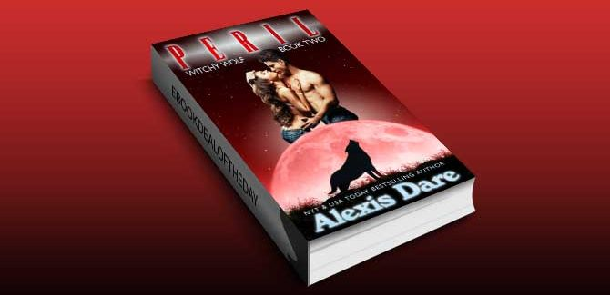 paranormal mystery & suspense ebook Peril: Witchy Wolf Book 2 by Alexis Dare